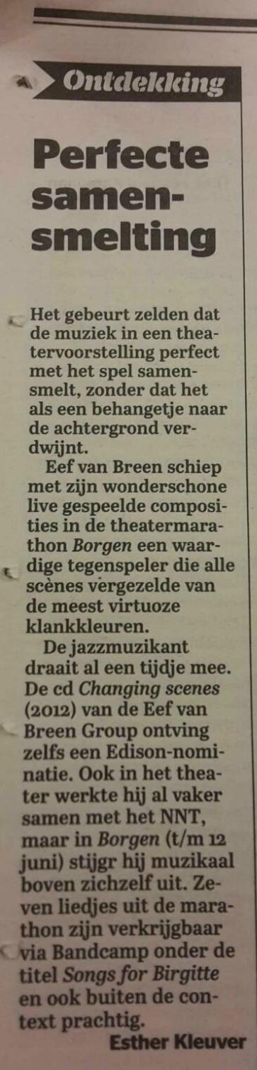 Telegraaf 28-5-16