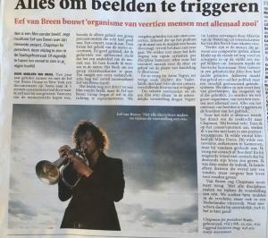 Artikel Chapman Marleen van Wesel